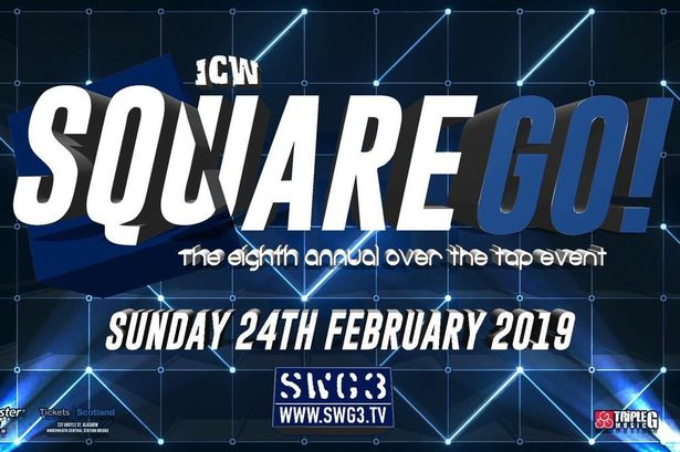 ICW SQUARE GO 2019 TEASER POSTER