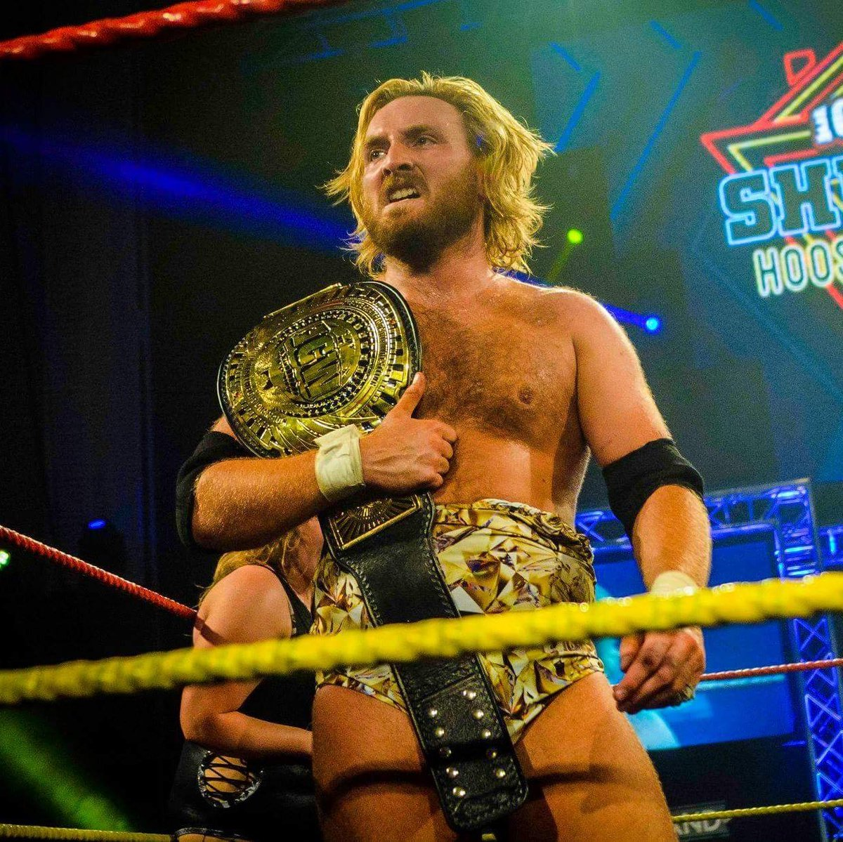 dct after his icw world title