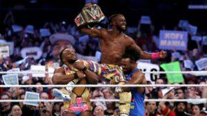 kofi champ 696x392 300x169 - Wrestling Families